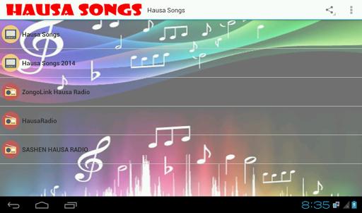 Hausa Songs and Radio