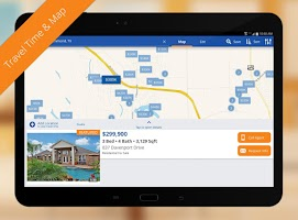 Screenshot of Real Estate by Homes.com