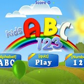 ABC123 for Kids-Learn Alphabet
