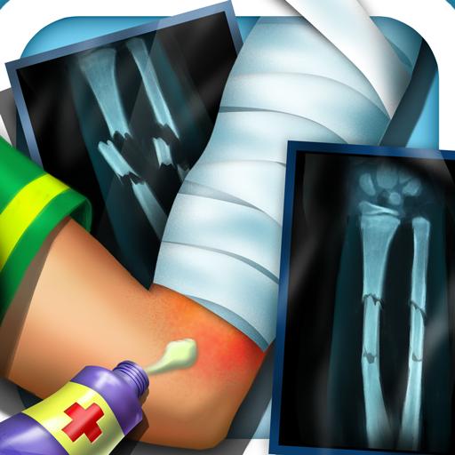 X線医師 - 子供のゲーム 休閒 LOGO-玩APPs