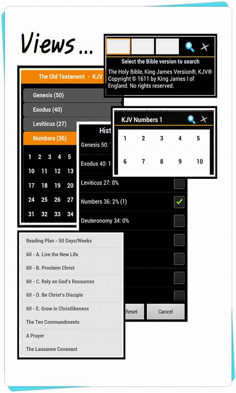 Simple Bible - Danish (BBE) - screenshot