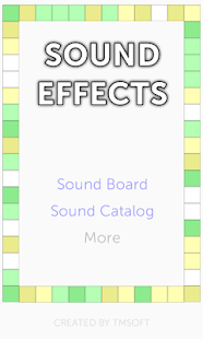 Sound Effects - screenshot thumbnail