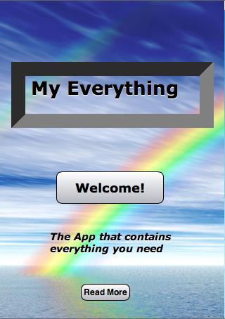My Everything Lite