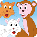 Two Cats and A Monkey - Story icon