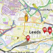 Leeds Amenities Map