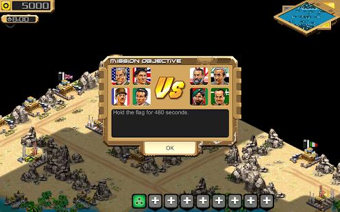 Desert Stormfront - RTS Screenshot 34
