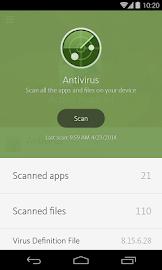 Avira Antivirus Security Screenshot 2