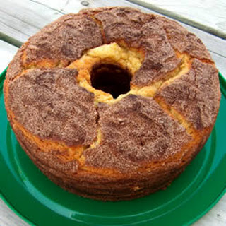 Sherry Bundt Cake