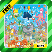 Mystery Hidden Object For Kids
