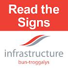 ReadtheSigns icon