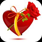Valentines Day live Wallpaper icon