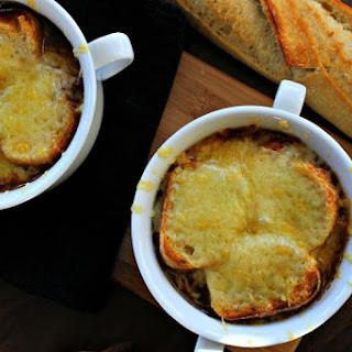 Slutty French Onion Soup