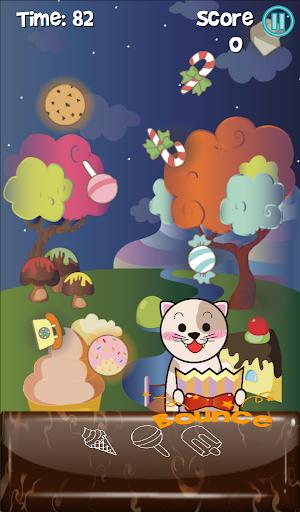 贪心 猫 : 落下 糖果|玩休閒App免費|玩APPs