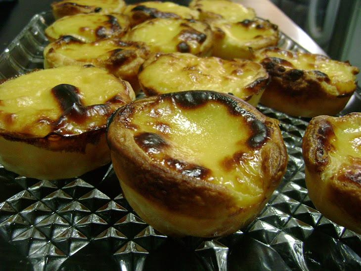 Egg Tart Pastry