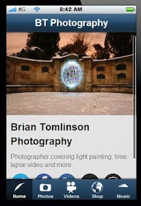 Brian Tomlinson Photography screenshot 0