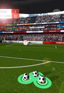 Kick Challenge 2014 (soccer)|玩體育競技App免費|玩APPs