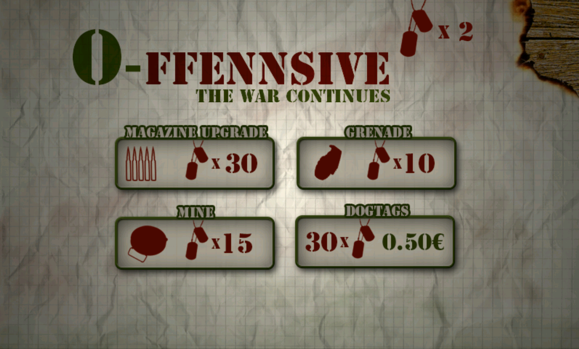 O ffensive - screenshot