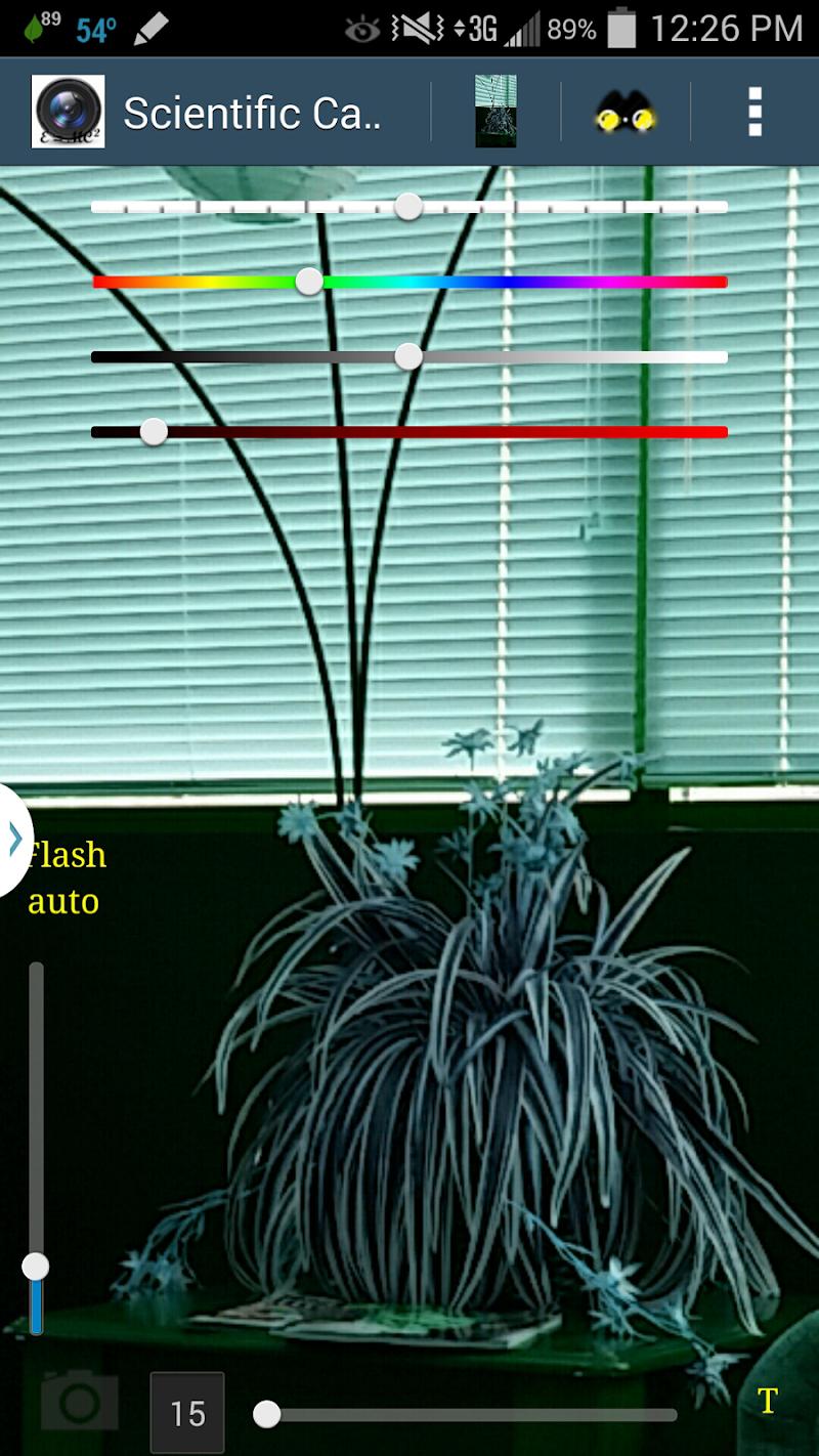 Scientific Camera Pro Screenshot 11
