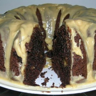 Chocolate Chip Devils Food Cake