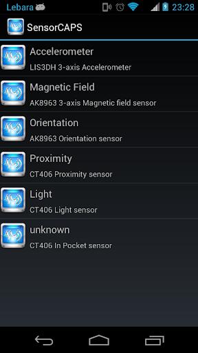 SensorCAPS