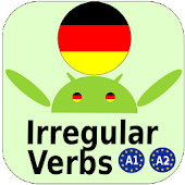 German Irregular Verbs Hangman
