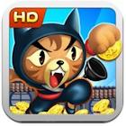 Temple Roof Cat Run icon