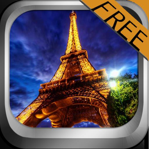 埃菲尔铁塔 旅遊 LOGO-阿達玩APP