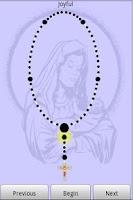 Screenshot of Rosary Player Thai Language