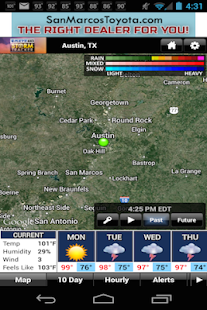 KEYE WX- screenshot thumbnail