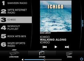 Screenshot of SoundTouch Controller