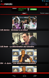 Top Mercato : actu foot - screenshot thumbnail