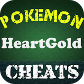 Cheat Codes Pokemon Heart Gold