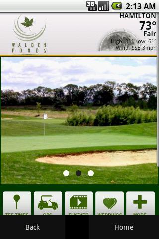 Walden Ponds Golf Course