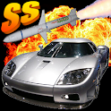 Supercar Shooter : Death Race icon