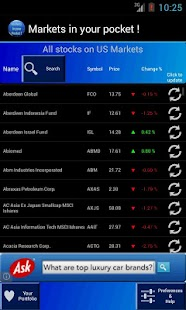 Markets in your Pocket - screenshot thumbnail