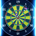 Darts->Clock LiveWall Trial icon