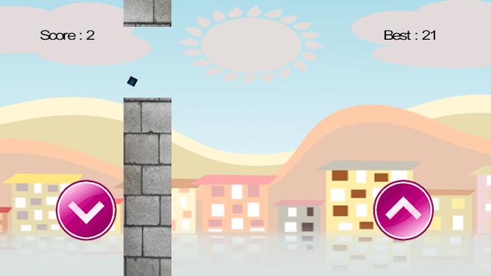 Bounce Bird - screenshot