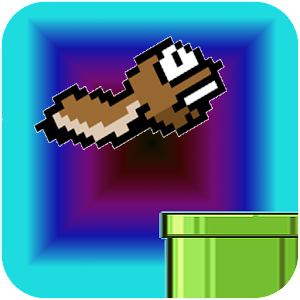 Floppy Squirrel for PC and MAC