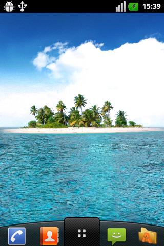 Island Live Wallpaper HD v1.1.2
