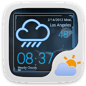 2in1 Theme GO Launcher&Weather