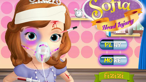 Sofia Head Injury Surgery