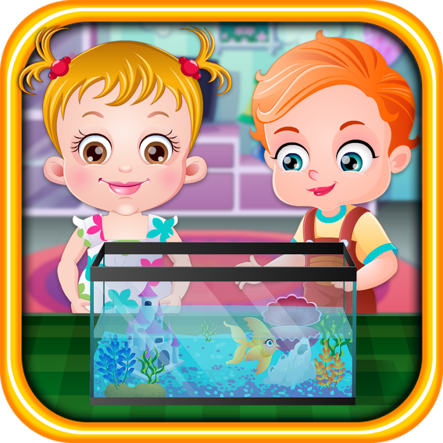 play free goldfish games for kids