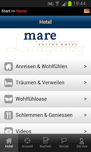 Suiten Hotel Mare