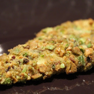 Pistachio-coated Chicken Cutlets
