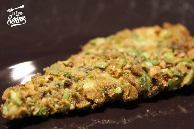 Pistachio-Coated Chicken Cutlets Recipe
