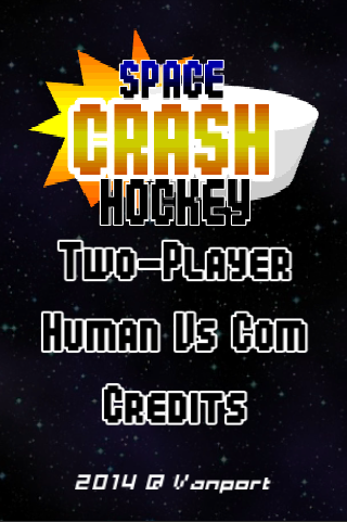 宇宙無敵氣墊球 Space Crash Hockey