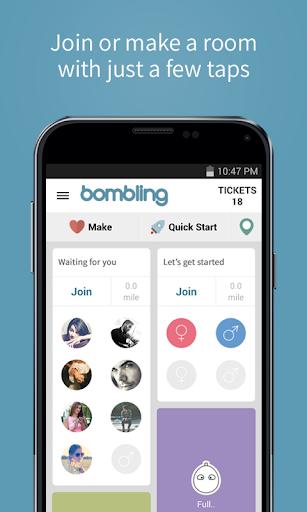 Bombling : Dating Game Chats
