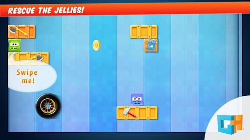 Jelly Story: Logic Puzzles