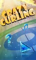 Screenshot of Crazy Curling