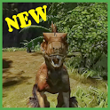 Dino challenge hunter icon